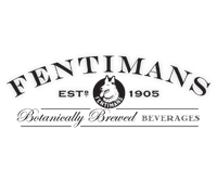 Fentimans logo, Botanically Brewed Beverages