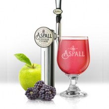 Aspall Blush pipe KEG 20l