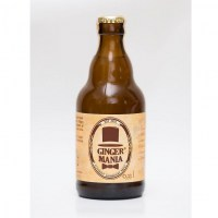 Gingermania Alcoholic Ginger Beer