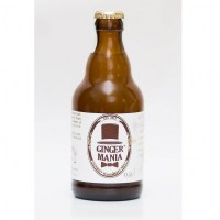 gingerMania NonAlcoholic Ginger Beer